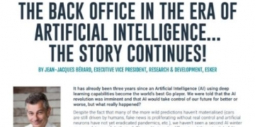 Executive Insights: Back Office in the Era of AI
