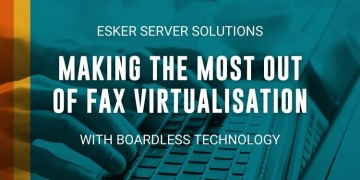 Making the most out of fax virtualisation