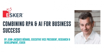 Combining RPA and AI for business success